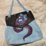 Octopus-inspired bag